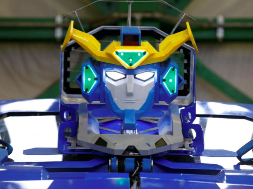 Keren! Orang Jepang Bikin Robot ala Transformers