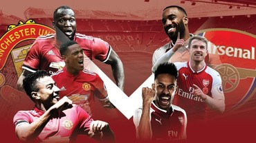MU vs Arsenal Panaskan Old Trafford
