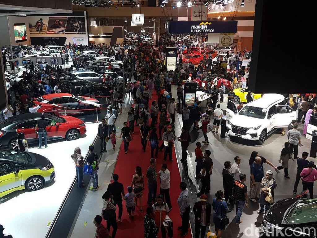 Libur Panjang Lebaran Pengaruhi Penjualan Mobil?