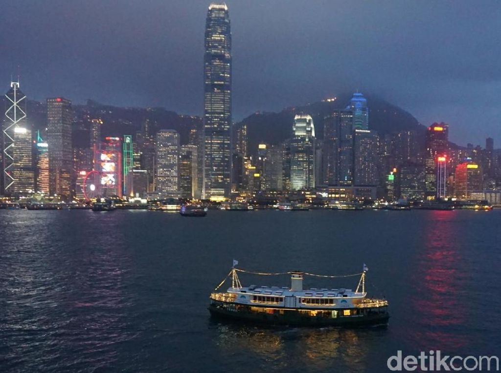 500 Ribu Turis Indonesia ke Hong Kong Pada 2017 Termasuk Muslim Traveler