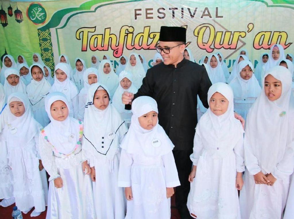 1.400 Pelajar Banyuwangi Meriahkan Festival Baca Alquran