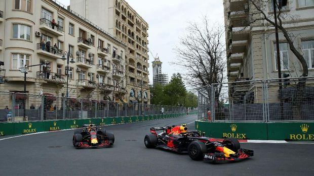 Vietnam berani mengeluarkan uang dalam jumlah besar demi jadi tuan rumah seri Formula 1.