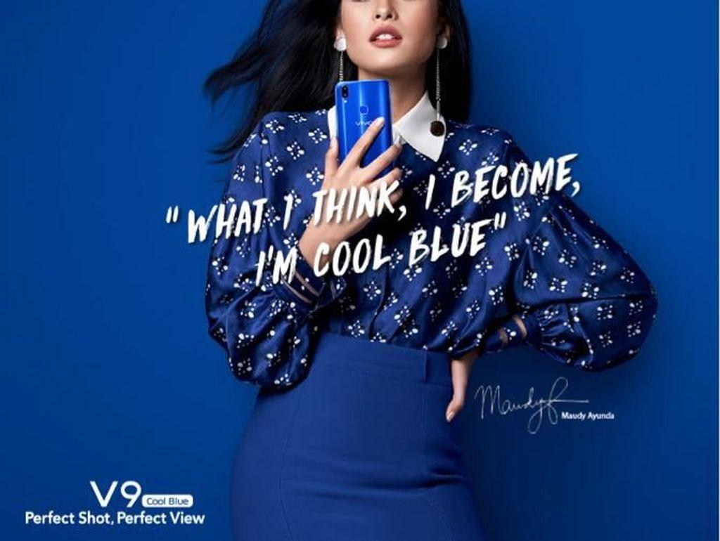 Beli Vivo V9 Cool Blue Bisa Dapat Total Hadiah Rp 600 Ribu