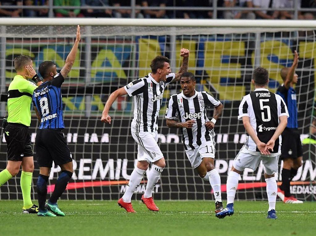 Drama Lima Gol Inter vs Juve di Giuseppe Meazza