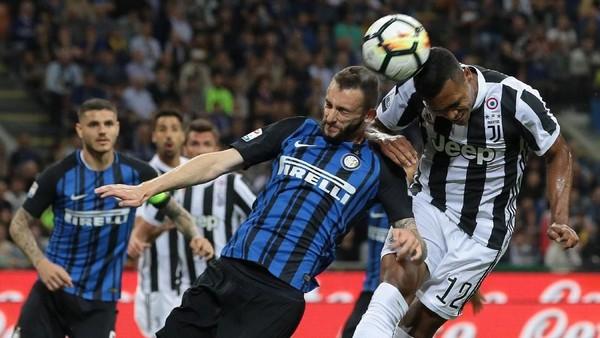 Crespo: Suka-Tidak Suka, Juve Unggulan Lawan Inter