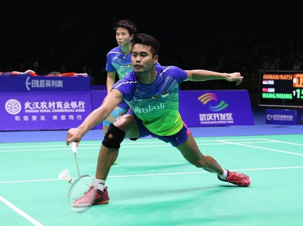 Tontowi/Liliyana Kalah di Final, Indonesia Tanpa Gelar Juara