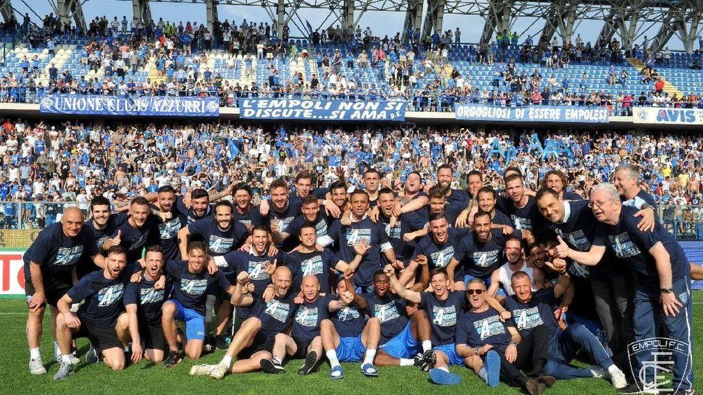 Menyambut Kembali Parma, Empoli, dan Frosinone ke Serie A