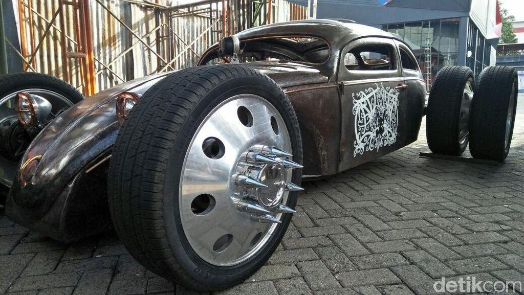 Dibuat dari Barang Bekas, Surat-surat Mobil dan Motor Ini Lengkap