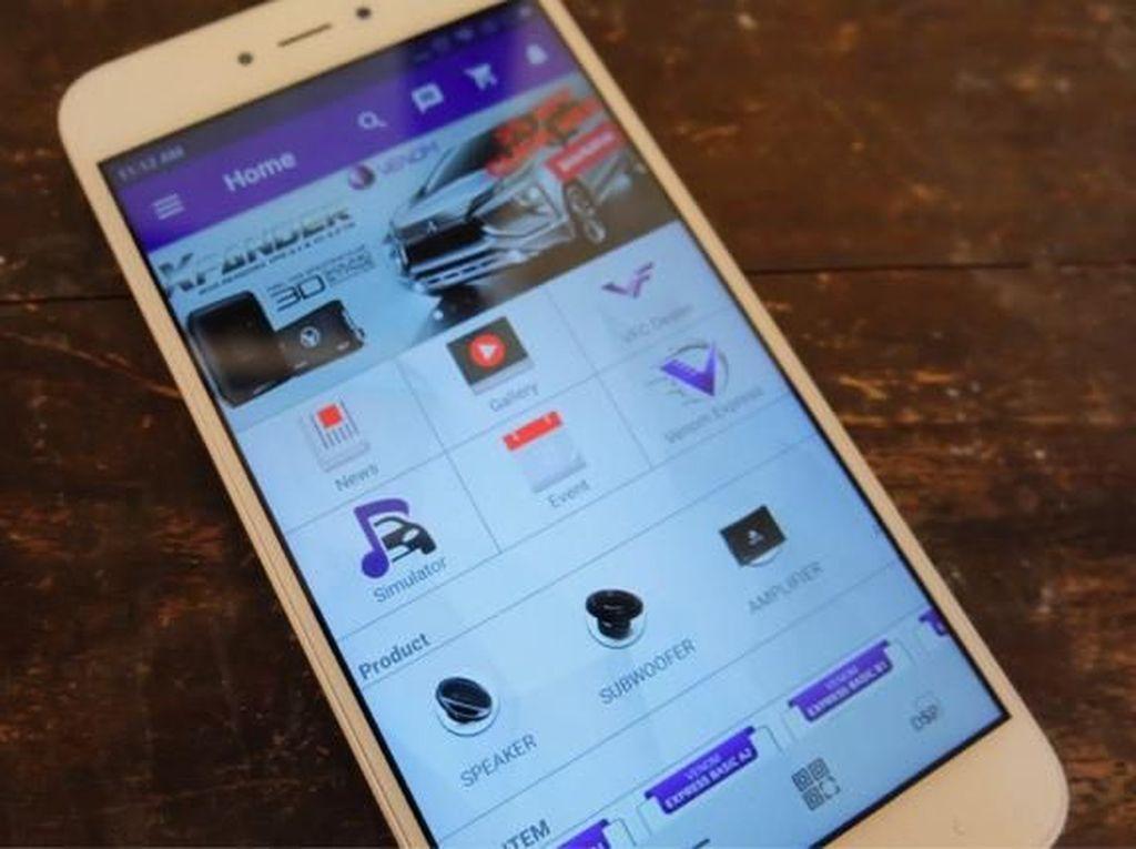 otoSetel Audio di Mobil Makin Gampang Pakai Aplikasi Ini