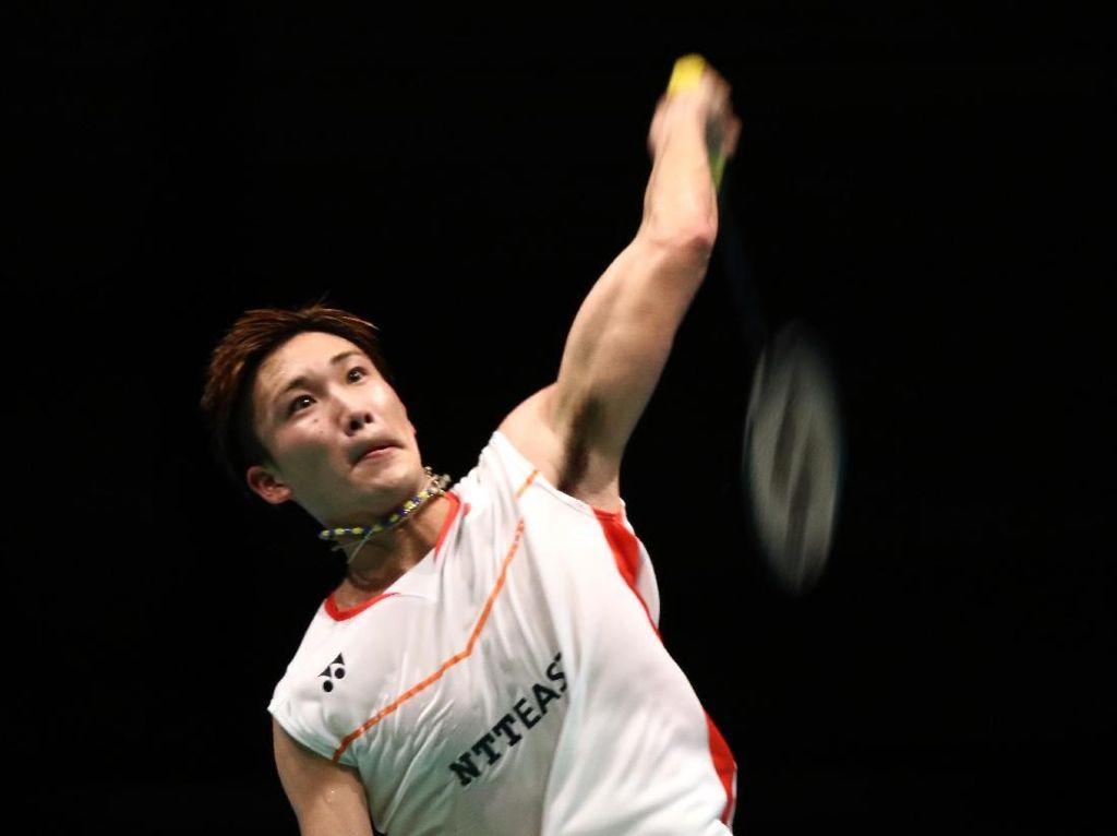 Berjaya di Kejuaraan Asia, Kento Momota Pede ke Papan Atas Dunia
