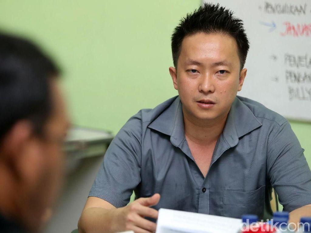 Polisi: Jonathan Ngaku Tendang Bocah di Mal karena Refleks
