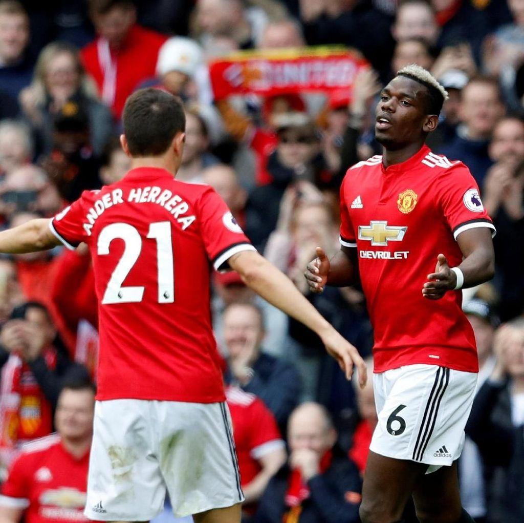 Rooney: Mestinya MU Bisa Lebih Menekan City di Premier League Musim Depan