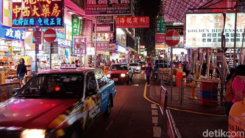 Foto: Destinasi Belanja Murah di Hong Kong