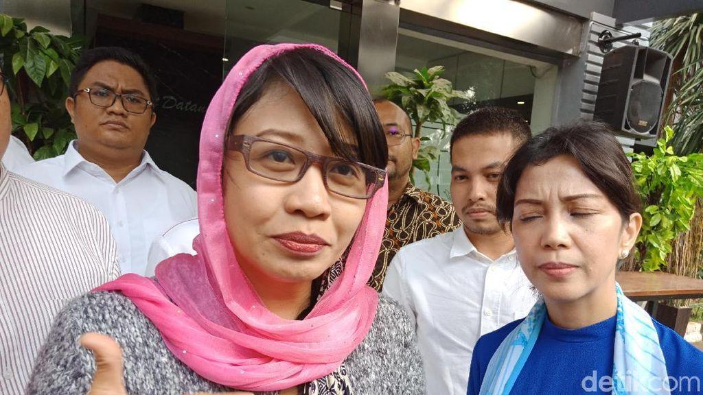 Foto: Ini Susi Ferawati yang Diduga Diintimidasi di CFD