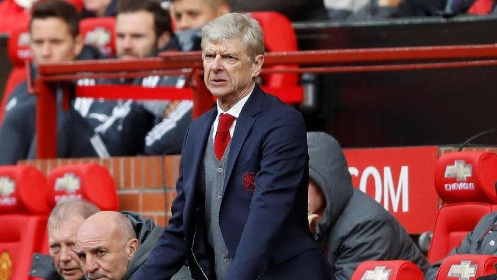 Saat di Arsenal, Wenger Sempat Didekati Madrid dan Bayern