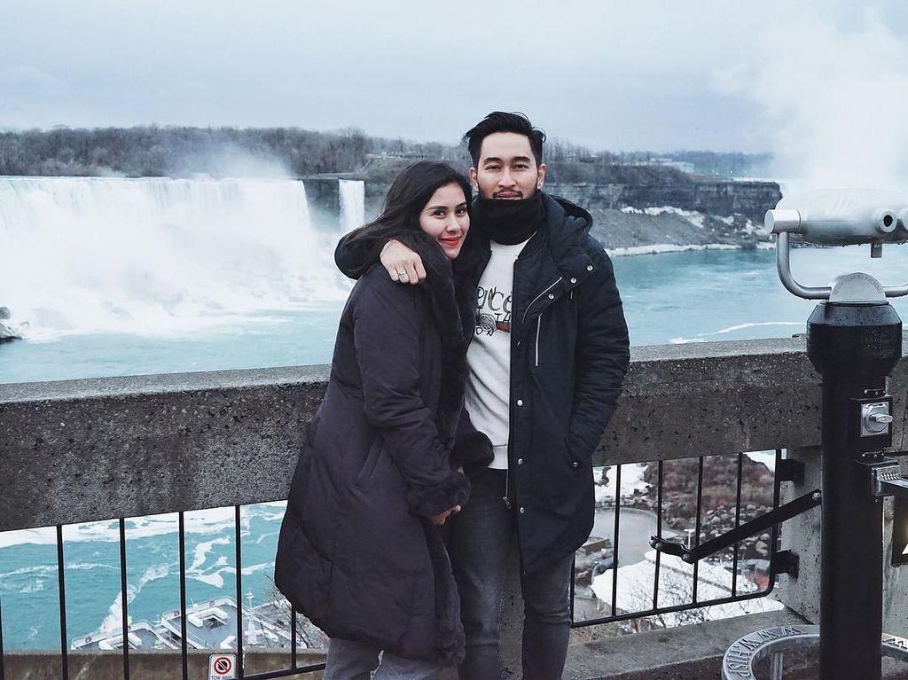 Mewahnya Kamar Honeymoon Syahnaz dan Jeje, Menghadap ke Niagara