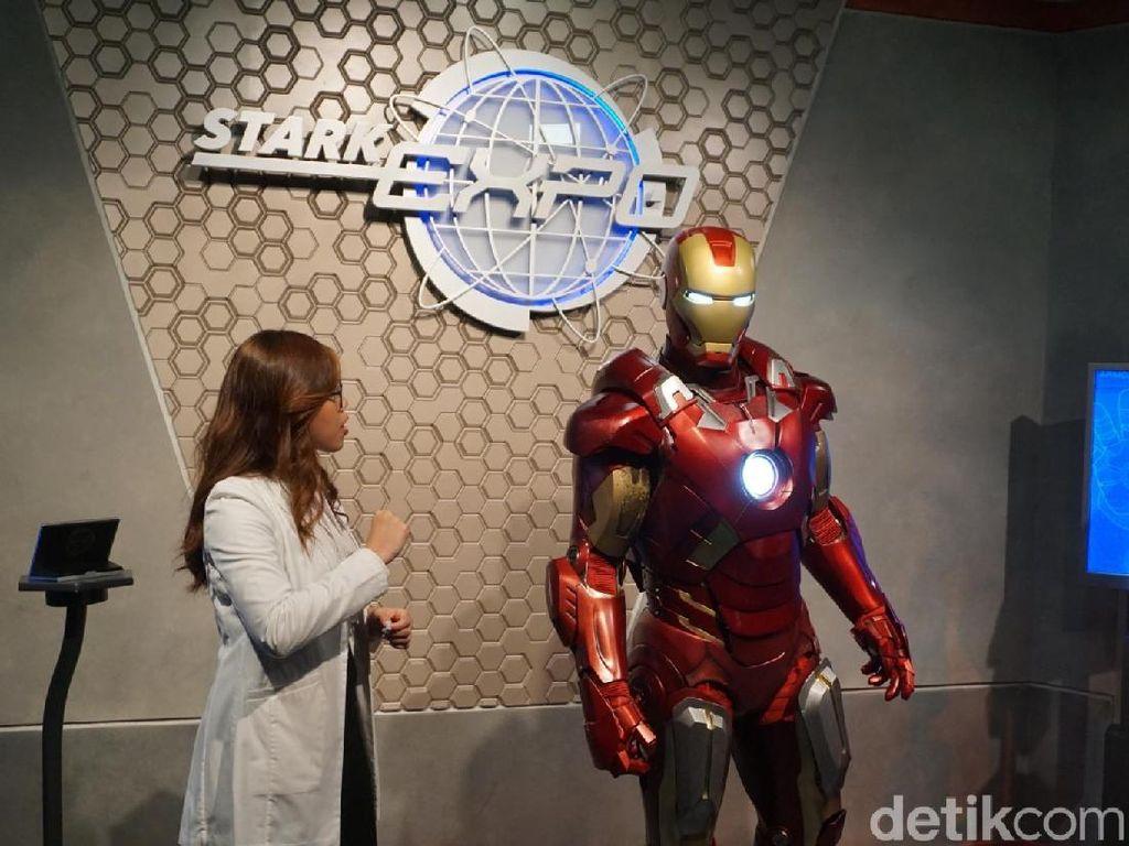 Foto: Wahana Ramah Traveler Muslim di Hong Kong Disneyland