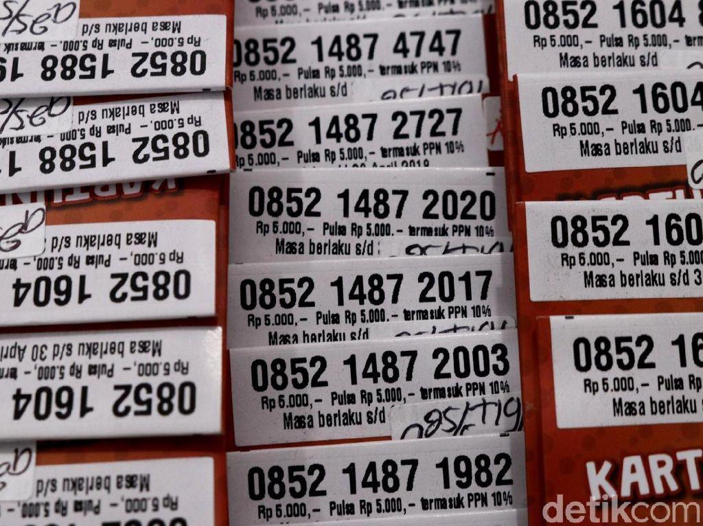 Menkominfo: Registrasi Ulang SIM Card Lama Selesai 30 April