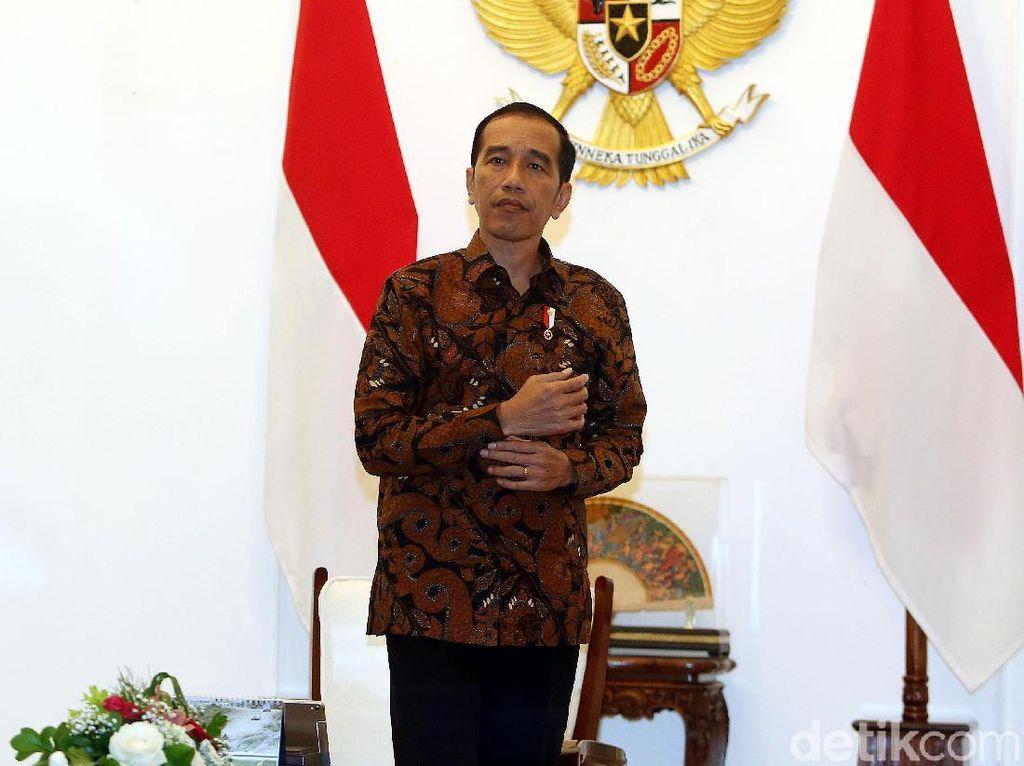 Jokowi: Selamat Waisak, Sucikan dan Bersihkan Hati