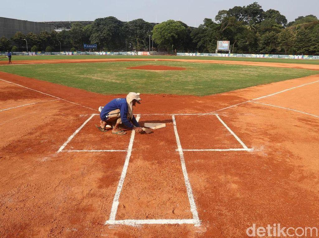 Mengintip Venue Baseball Asian Games 2018