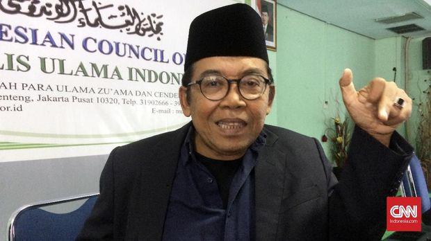 Ma'ruf Amin Tunjuk Wasekjen PBNU Jadi Jubir Wapres