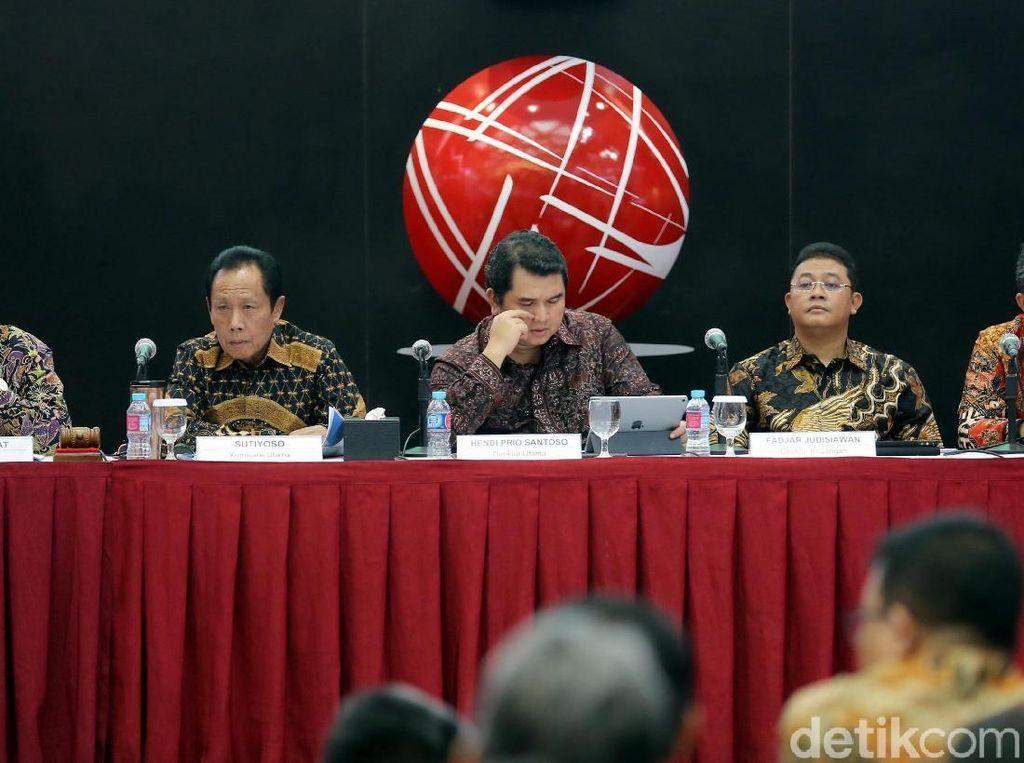 Semen Indonesia Tebar Dividen Rp 805,68 Miliar