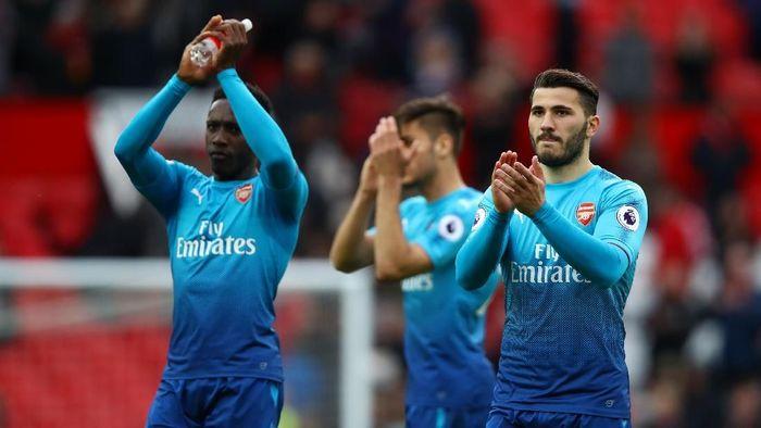 Arsenal masih nol poin dari laga tandang di sepanjang 2018 (Clive Brunskill/Getty Images)