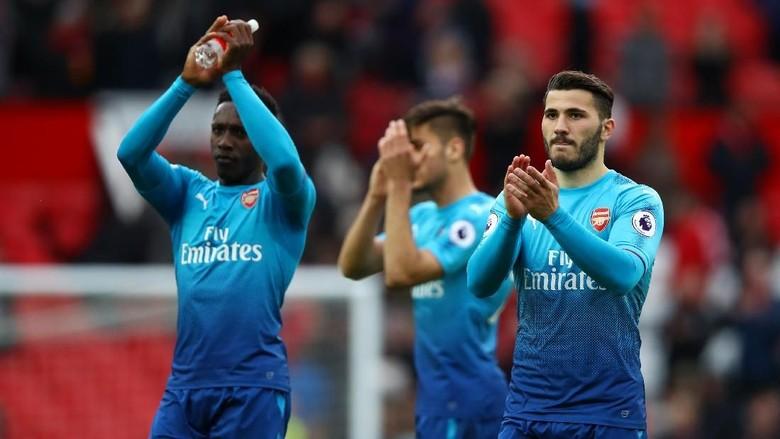 Nol, Poin Arsenal di Laga Tandang Sepanjang 2018