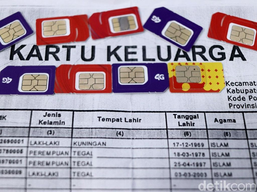 Registrasi SIM Card Tamat, Ini Kilas Baliknya yang Berlika Liku