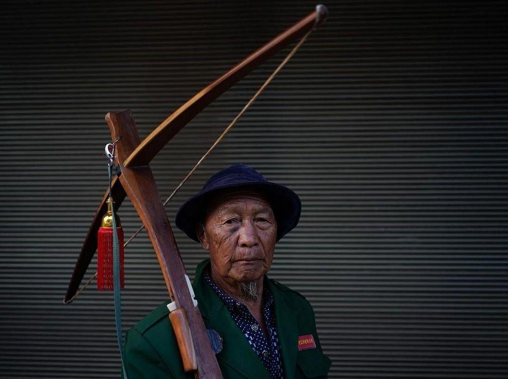 Redupnya Tradisi Memanah di China