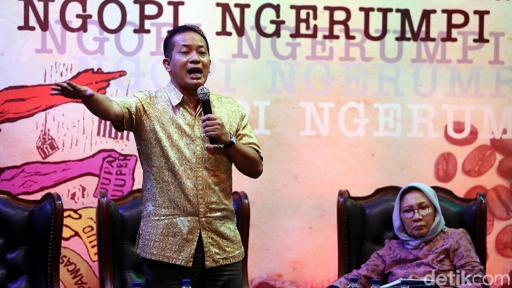 Ferry Juliantono dan Ratna Sarumpaet Hadiri Diskusi Soal Perpres TKA