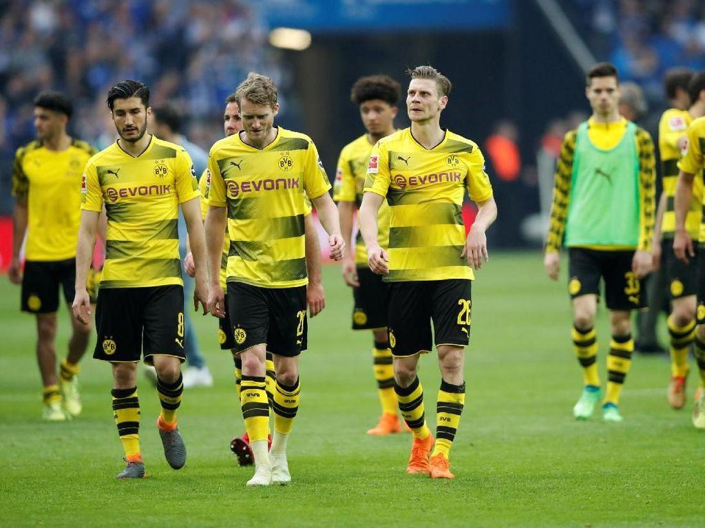 Dortmund Ditahan Bremen 1-1