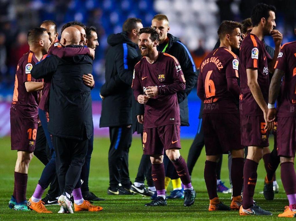The Invincible: Klub-klub Juara Liga Tanpa Terkalahkan
