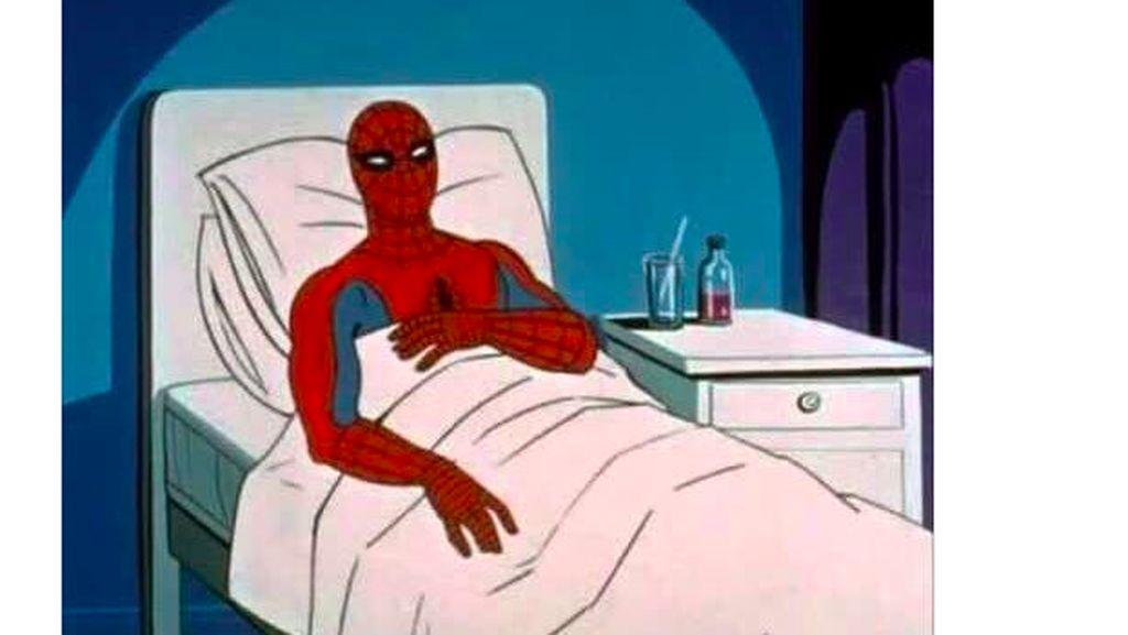 Spoiler Kocak Avengers: Infinity War Banjir di Medsos