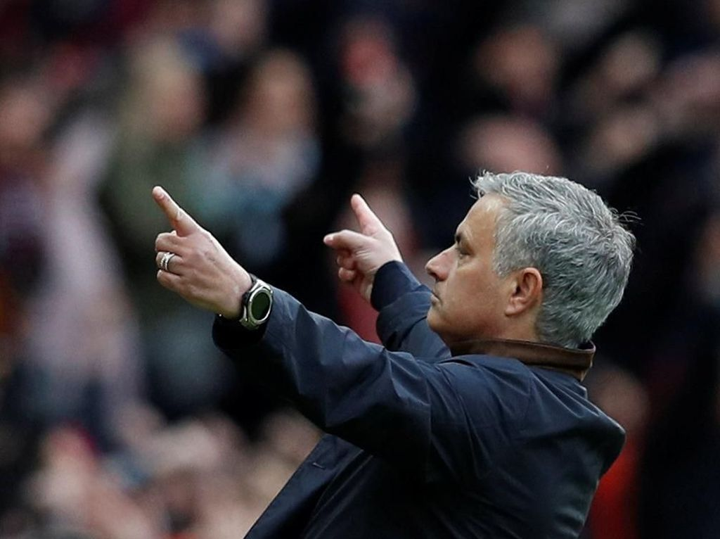 Dikritik soal Rashford, Mourinho Jelaskan Pakai Angka Sampai Koma-komanya