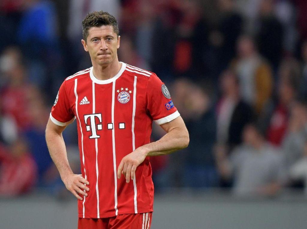 Memang Sudah Saatnya Lewandowski Tinggalkan Bundesliga