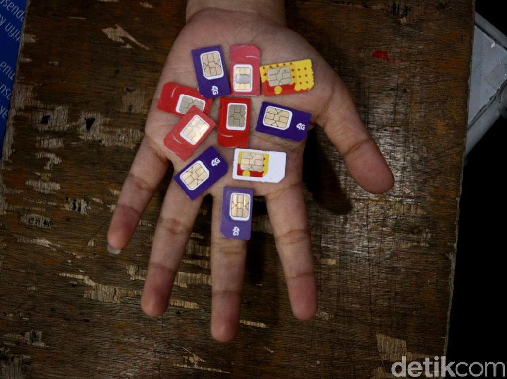 Outlet Boleh Daftar Lebih 3 SIM Card Pakai 1 NIK