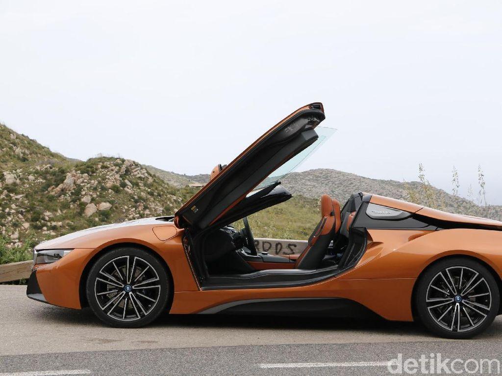BMW Harap Bisa Boyong i8 Roadster Akhir Tahun Nanti
