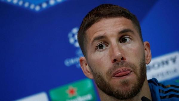 Hadapi Leg Kedua, Ramos: Anggap Saja Masih 0-0