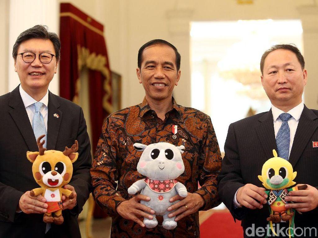 Jokowi Dukung Penuh Perdamaian Korsel dan Korut