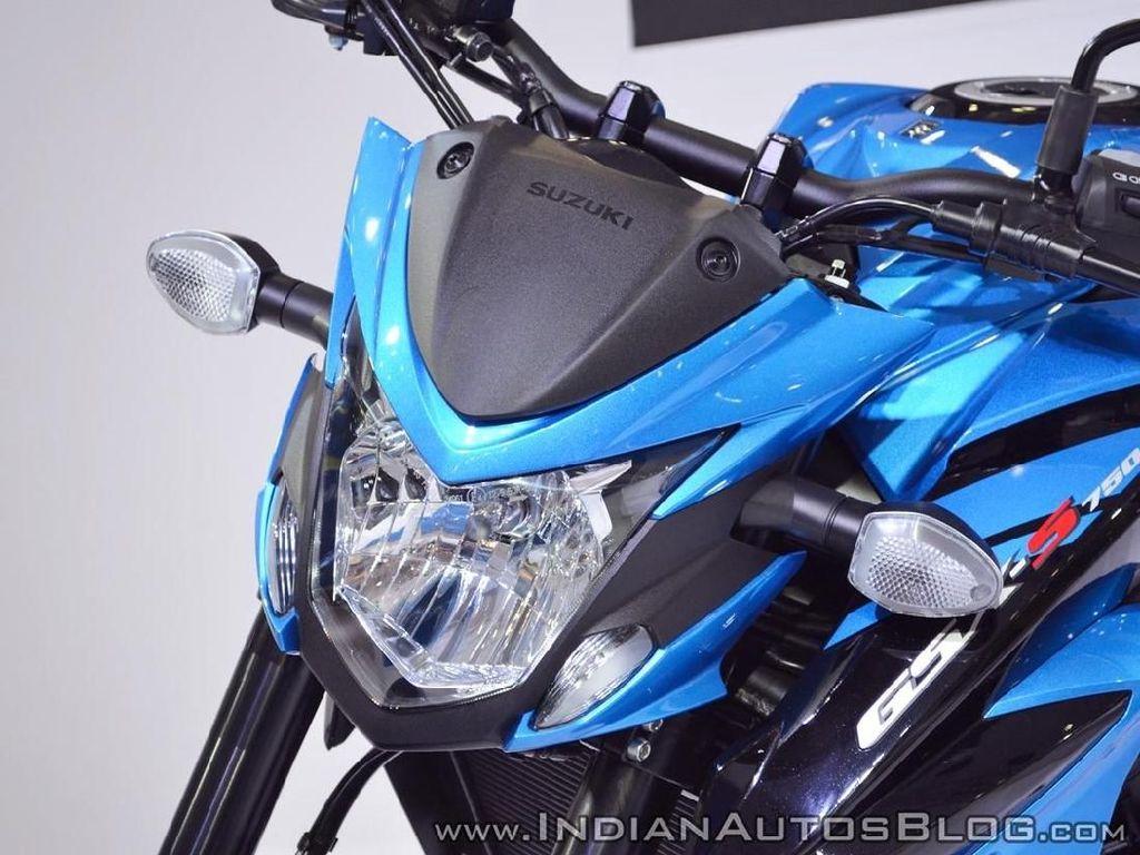 Suzuki Kenalkan GSX-S750 Harganya Rp 157 Jutaan