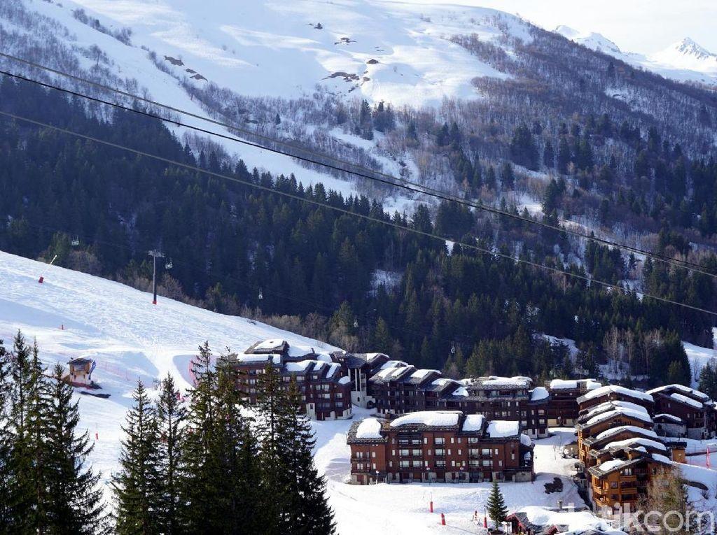 Asyik Nih, Sekolah Ski Cari Penguji Lereng Ski