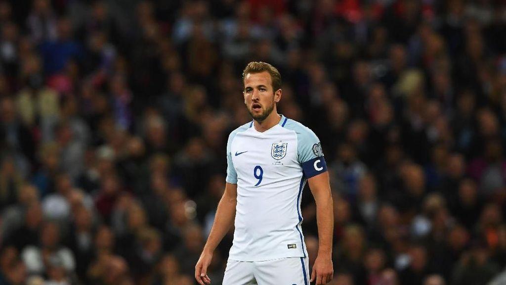 Kane Percaya Inggris Bisa Ikuti Jejak Liverpool