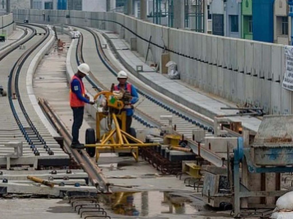 MRT Kalideres-Ujung Menteng Sudah Dapat Restu Jokowi dan Anies