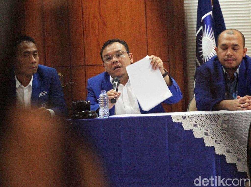 Bara Hasibuan Percaya QC Menangkan Jokowi, PAN: Tak Ada yang Larang