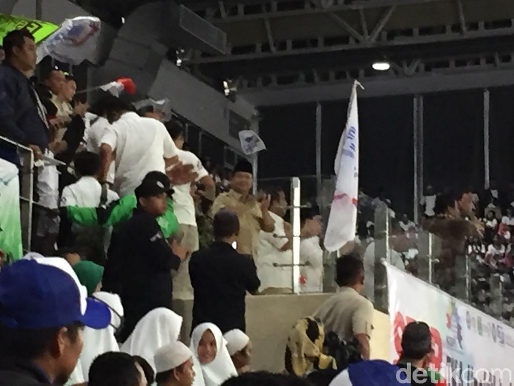 Prabowo: Jika Jadi Presiden, Saya Sejahterakan Kaum Buruh