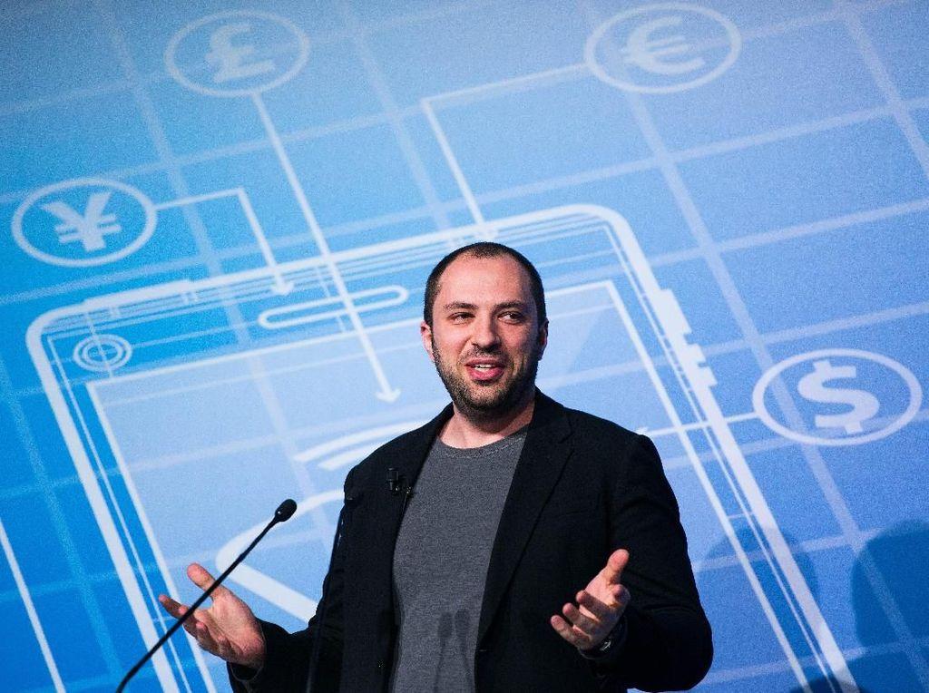 Pendiri Telegram Juga Curiga Pada Pencipta WhatsApp