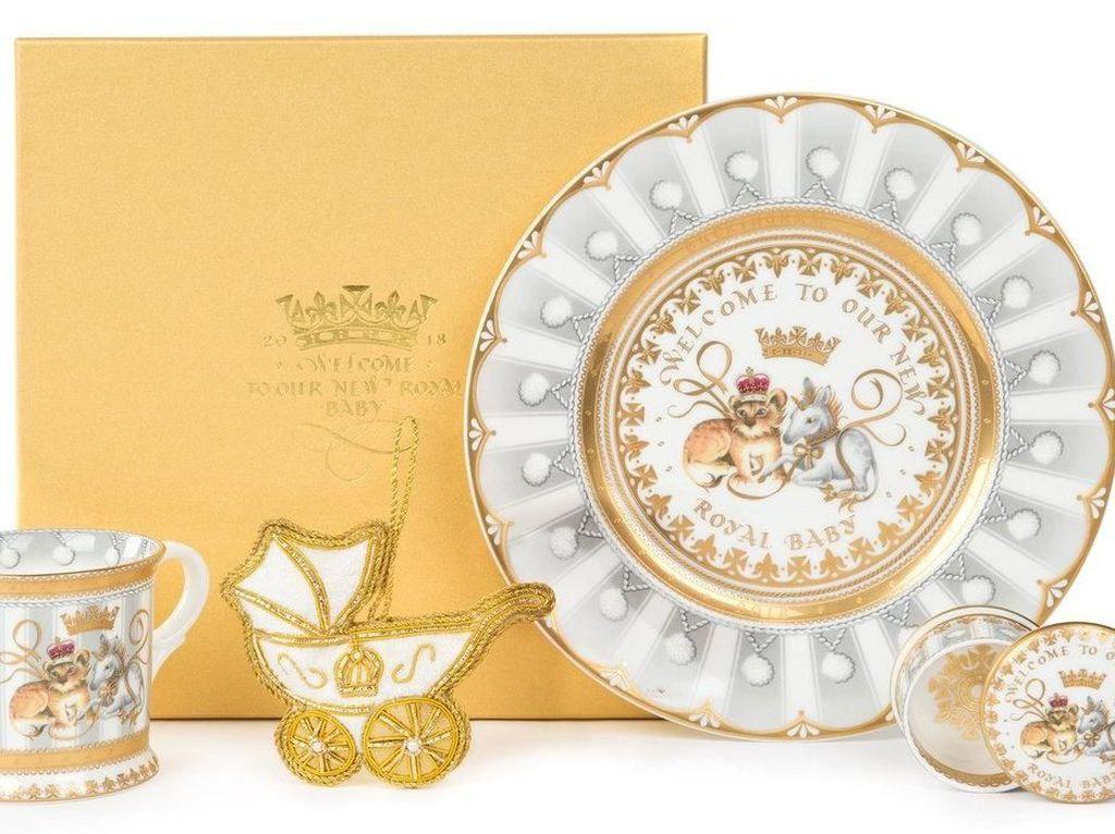 Ini Souvenir Kerajaan Terbaru Untuk Sambut Kelahiran Pangeran Louis