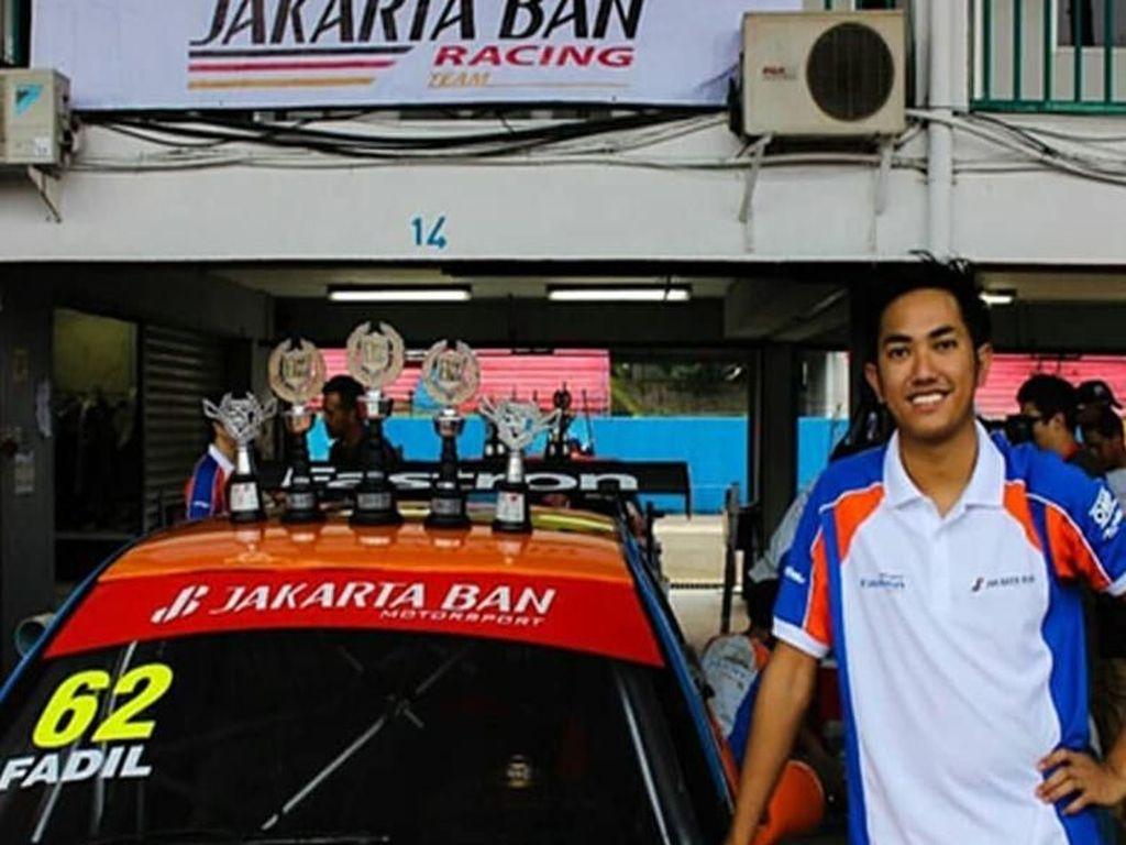 Pebalap Fastron Jakarta Ban Sabet Juara 1 dan 2 ISSOM 2018