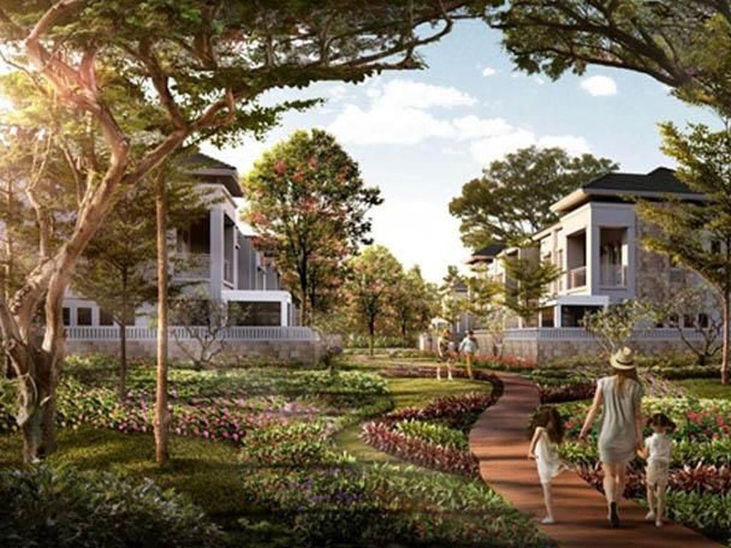Podomoro Park, Hunian Kelas Dunia dengan Nuansa Resort